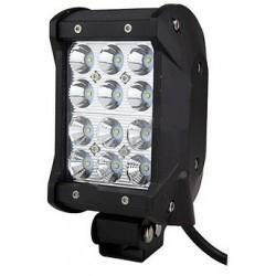 FEU DE TRAVAIL POUR QUAD 12 LED-36W, 3600 Lm, 9-32V, 6000K, IP68