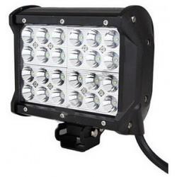 FEU DE TRAVAIL POUR QUAD 24 LED-72W, 5000 Lm, 9-32V, 6000K, IP67