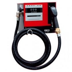 STATION COMPLETE MURALE DE TRANSFERT GASOIL 230V 70L/min