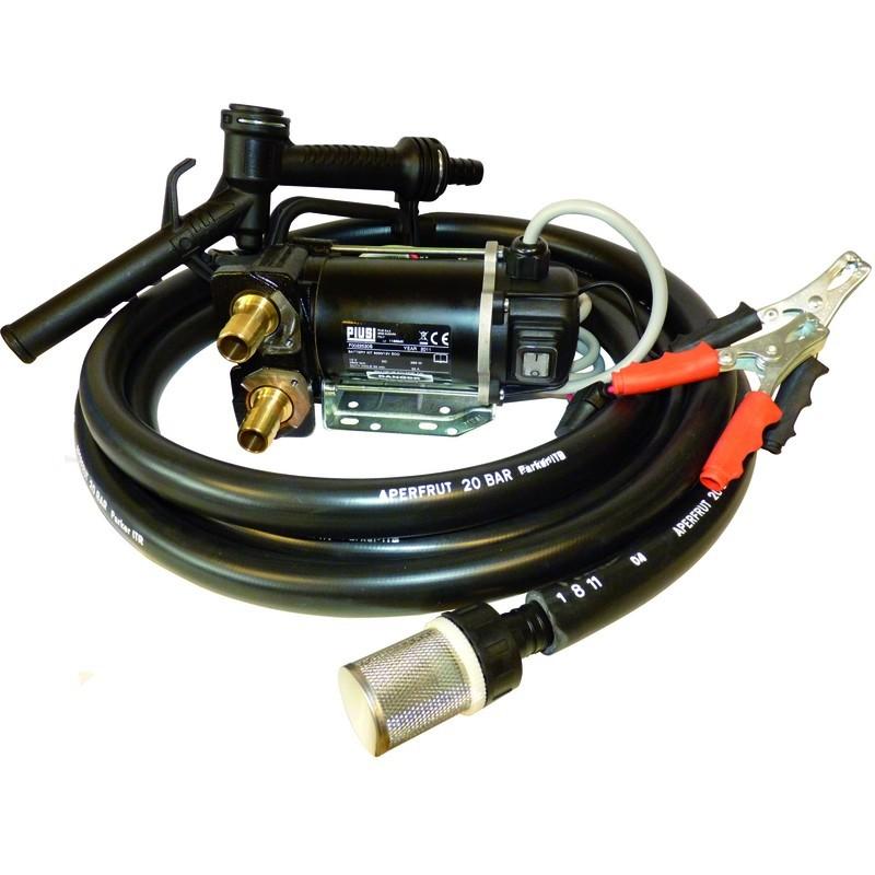 kit pompe gasoil auto amorcante 24 v 45 litre minute. Black Bedroom Furniture Sets. Home Design Ideas