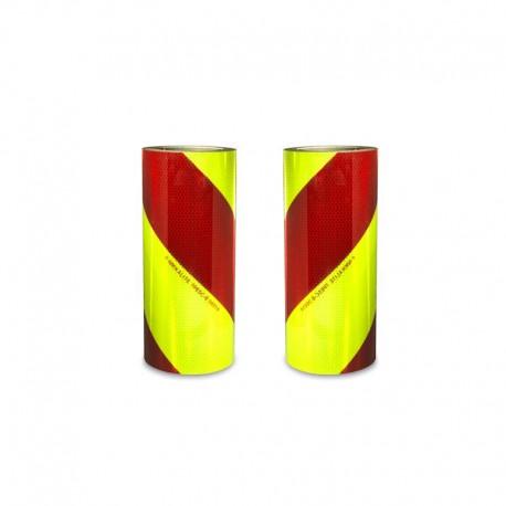 KIT BALISAGE POMPIER TPESC 06014 ( 2 rouleaux 2 x 9 mètres x 28 cm )
