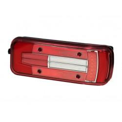 FEU ARRIÈRE LED arrière Lampe PRO-TRUCK II droit connecteur latéral AMP