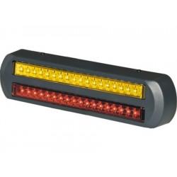 FEU LED 3 FONCTIONS PRO 2 -24V ( stop,clignotant,veilleuse)
