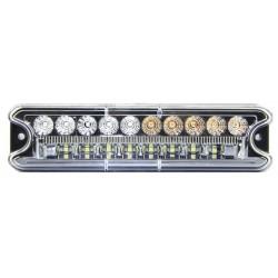 FEU ARRIÈRE GAUCHE 4 FONCTIONS LED ( 9-33V ) HAUT DE CAISSE