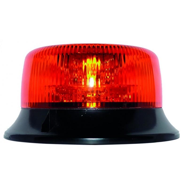 gyrophare orange satelight a poser 3 point a led 12 a 24 v homologue r65. Black Bedroom Furniture Sets. Home Design Ideas