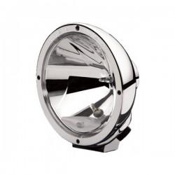 Projecteur Rond longue portée blanc chromium Luminator- HELLA