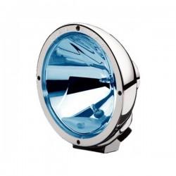 Projecteur Rond longue portée bleu Luminator-Chromium HELLA