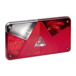 Feu Arriere Gauche Aspock Multipoint 5 LED 24V ( presse étoupe )