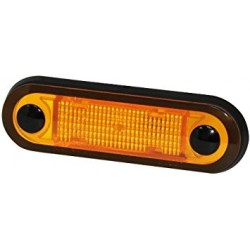 Feu de gabarit LED 10/33V Hella orange