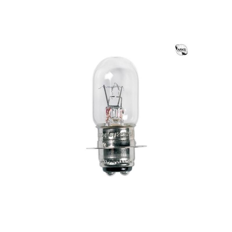 ampoule moto px15d 6v 25 25w culot pxx15d 3 pg distribution. Black Bedroom Furniture Sets. Home Design Ideas