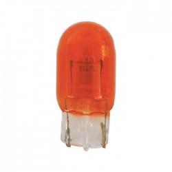 AMPOULE SANS CULOT T20 24V 21W ORANGE (BOITE DE 10 AMPOULES)