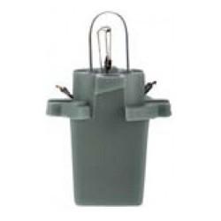 AMPOULE TACHY 12V 1,2W CULOT GRIS (BOITE DE 10 LAMPES)