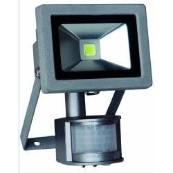 PROJECTEUR LED AVEC DETECTEUR RADAR 220/240V-50HZ / 20W - 1600 LUMENS
