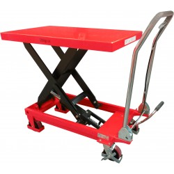 TABLE ELEVATRICE MOBILE 500 KG