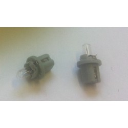 AMPOULE TACHY 24V 1,2W CULOT GRIS(BOITE DE 10 LAMPES)