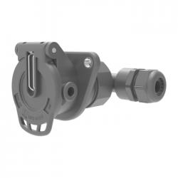 Socle de prise (ISO 7638-1 ABS / EBS / ADR)
