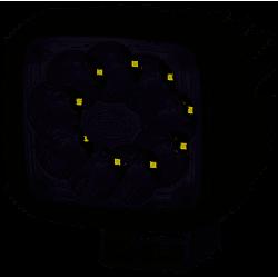 FEU DE TRAVAIL LED HELLA ULTRA BEAM LED 12/24V