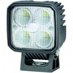 """Projecteur de travail HELLA Q90 LED """"THERMO PRO SERIES"""" pour éclairage à courte portée"""