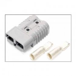 CONNECTEUR RB50 GRIS 12/24V