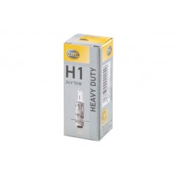 Lampe H1 24V Heavy-Duty HELLA ( Culot P14.5s)
