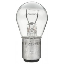 Lampe 24V 21/5W Stop Heavy-Duty HELLA ( Culot BAY15d )