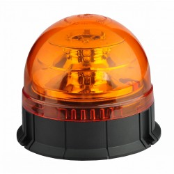 Gyrophare Multifonction LED à poser 12/24 V
