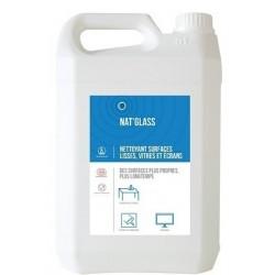Bidon de 5 litres de Nettoyant surfaces lisses vitres et écrans
