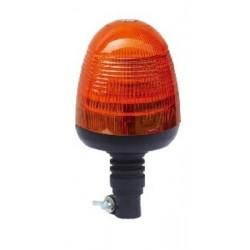 Gyrophare Multifonction LED a tige flexible 12/24 V