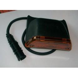 Feu clignotant MAN LE/L/M2000 avec cable + connecteur ( OE : 81.25320.6008 )