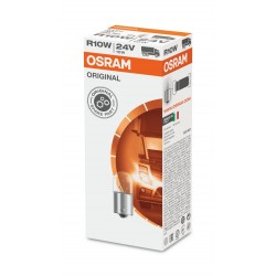 AMPOULE GRAISSEUR 24V 10W OSRAM (tarif de la boite )