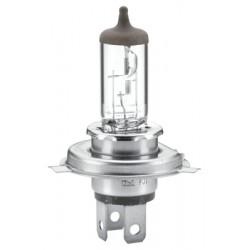 Ampoule - H4 - Standard - 12V - 60/55W - Type de culot: P43T HELLA