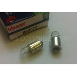 AMPOULE TEMOIN T4 24V 2W(BOITE DE 10 LAMPES)