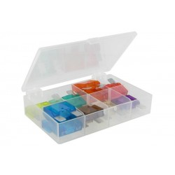 COFFRET DE 15 FUSIBLE A BROCHE MAXI (ASSORTIMENT)
