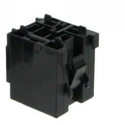PORTE RELAIS 4 VOIES COSSE 2 X 6.35 mm ET 2 X 9.5 mm