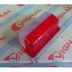 CABOCHON ROUGE ET BLANC VIGNAL 088010
