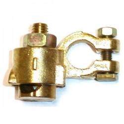COSSE DE BATTERIE POUR POIDS LOURDS et ENGIN DE TP - DOUBLE SERRAGE CABLE DE 50 A 95 mm²