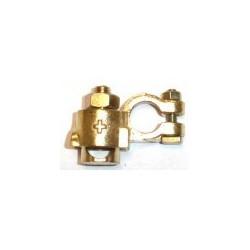COSSE DE BATTERIE POUR POIDS LOURDS et ENGIN DE TP + DOUBLE SERRAGE POUR CABLE 50 A 95 mm²