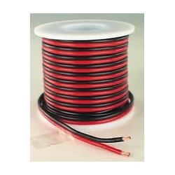CABLE HAUT PARLEUR 2 X .75 MM² (EN BOBINE DE 50 METRES)