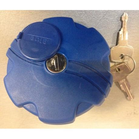 BOUCHON DE RESERVOIR AD BLUE DIAMETRE : 60 MM - RENAULT - VOLVO - SCANIA