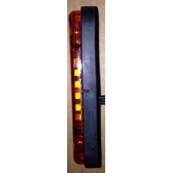 FEU DE GABARIT ORANGE 12 LED SPECIAL TUNING