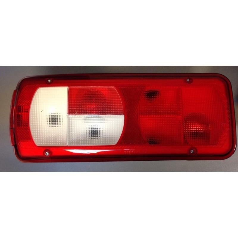 feu arriere gauche avec eclaireur de plaque vignal lc8 pour daf cf x. Black Bedroom Furniture Sets. Home Design Ideas