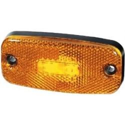 FEU DE GABARIT ORANGE 3 LED 24V