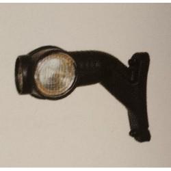FEU DE GABARIT CORNE COTE GAUCHE TRICOLORE LED ASPOCK superpoint 3 31-3304-047