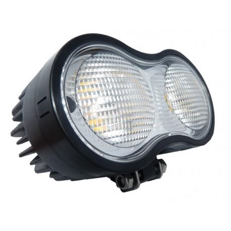 PHARE DE TRAVAIL BLANC BELIGHT 12/48V LED ULTRA PUISSANT