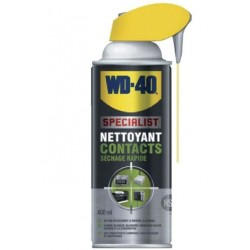 NETTOYANT WD40 NETTOYANT CONTACT ( 400 ml )