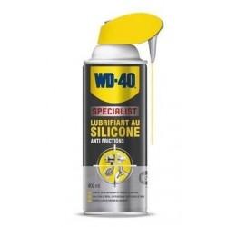 NETTOYANT WD40 LUBRIFIANT AU SILICONE ( 400 ml )