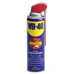 CARTON DE 6 BOMBES DE NETTOYANT WD 40 SMART 5 FONCTIONS DÉGRIPPANT -( 6 X 500 ml)