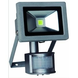 PROJECTEUR LED AVEC DETECTEUR RADAR 220/240V-50HZ / 10W - 700LUMENS
