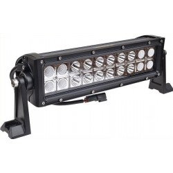 BARRE 2 LED 60 W-4200 Lm- LONGUEUR : 375 MM ( 9/32V -IP67-20 X 3 W )