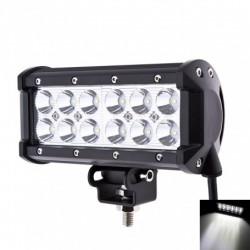 FEU DE TRAVAIL 12 LED-36W, 3600 Lm, 9-32V, 6000K, IP68